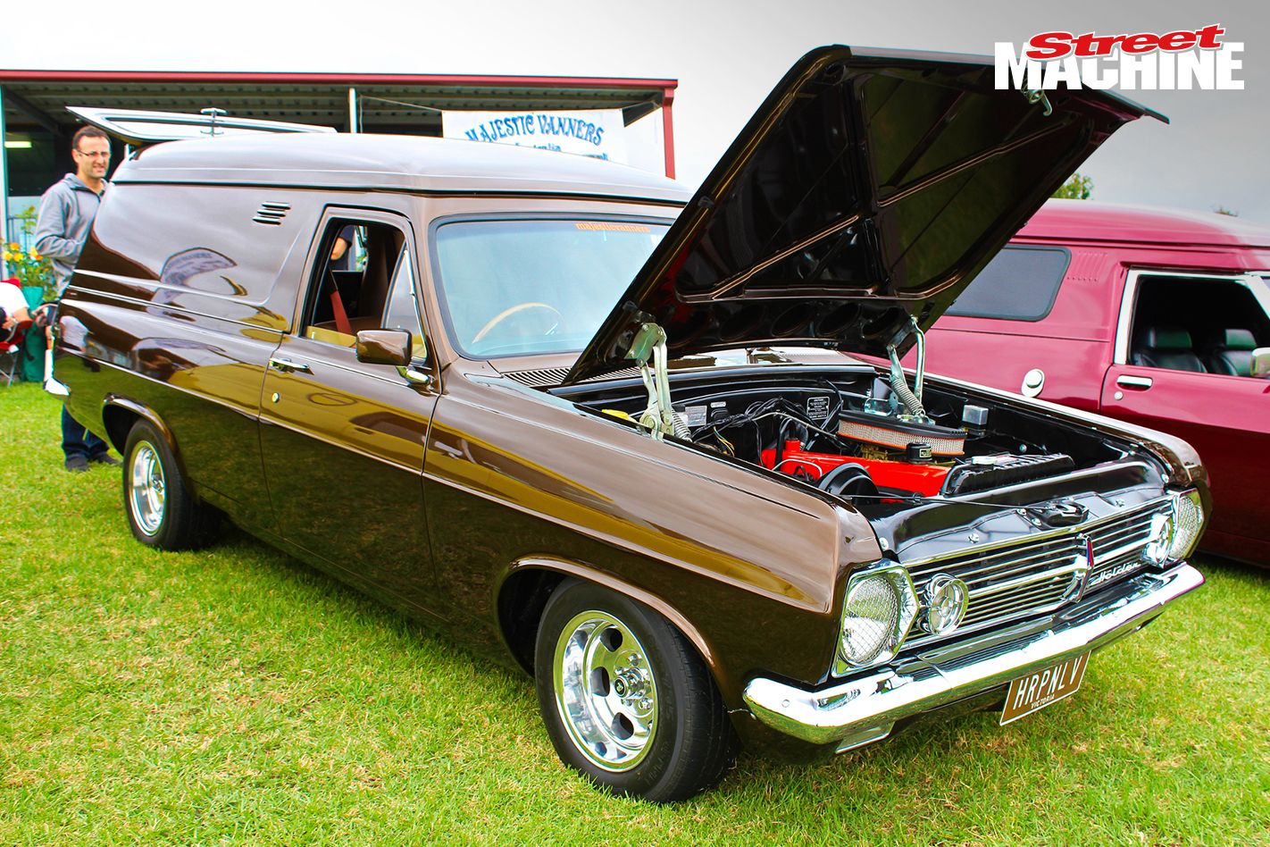 Pin by JvR on Panel vans | Aussie muscle cars, Australian