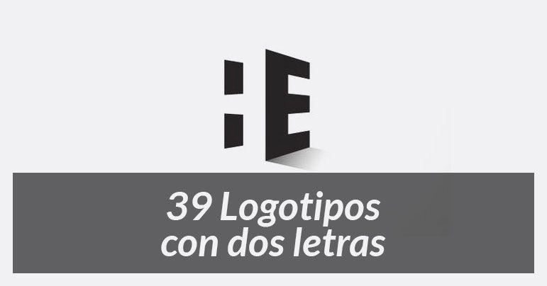 Geniales logotipos para inspiraci n 39 logos realizados for Logos con letras