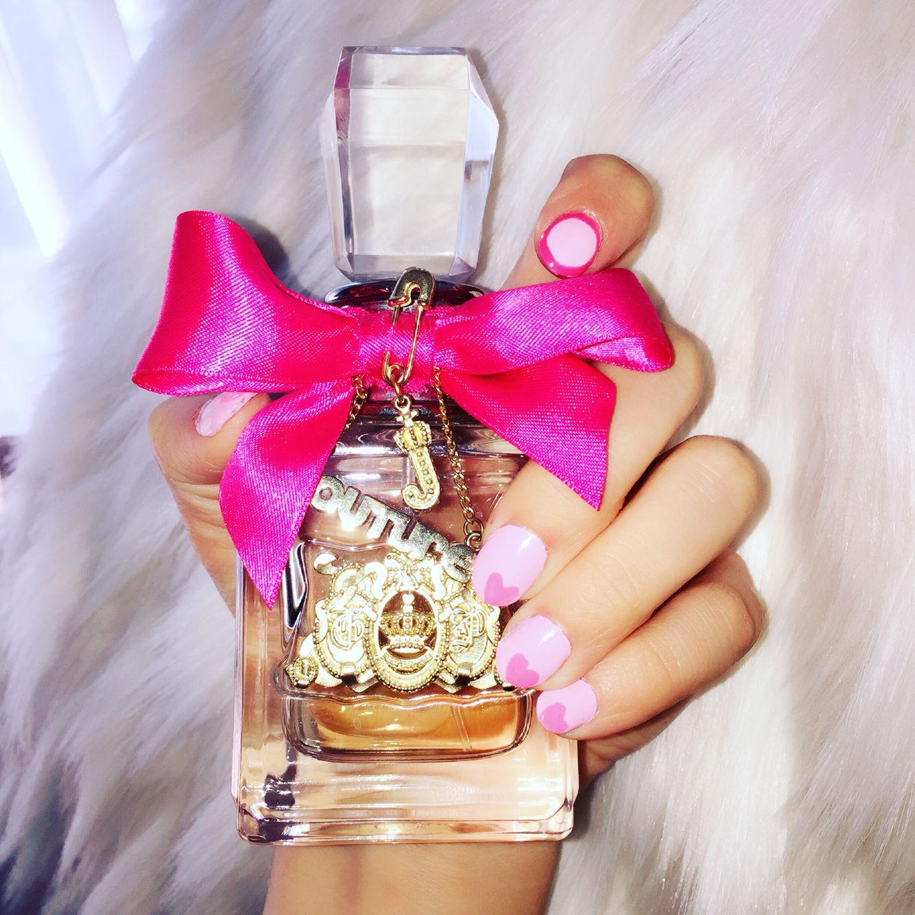 Barbie's Manicure #ValentinesNails #Pink