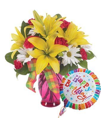 Be Happy Birthday Flowers Same Day Birthday Flowers Delivery Online