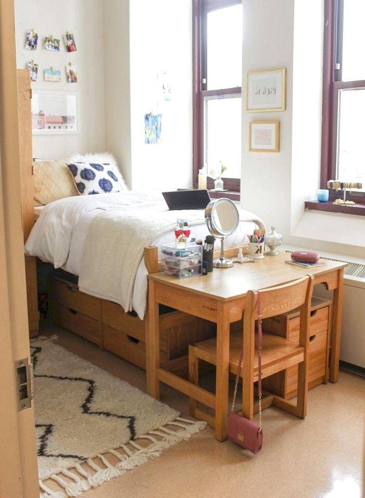 Creative Dorm Room Decor Ideas College Bedroom Decor College Dorm Room Decor Dorm Room Designs