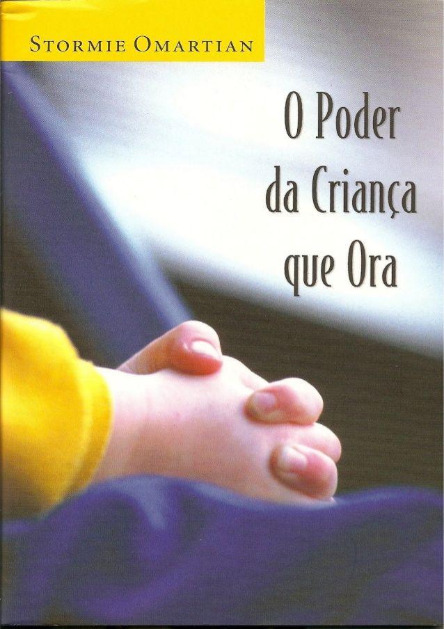 O Poder Da Crianca Que Ora E Book By Secretaria De Educacion