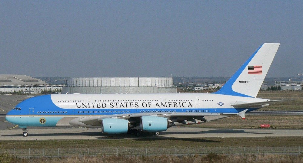 Air Force One A380 | Boeing aircraft, Commercial aircraft