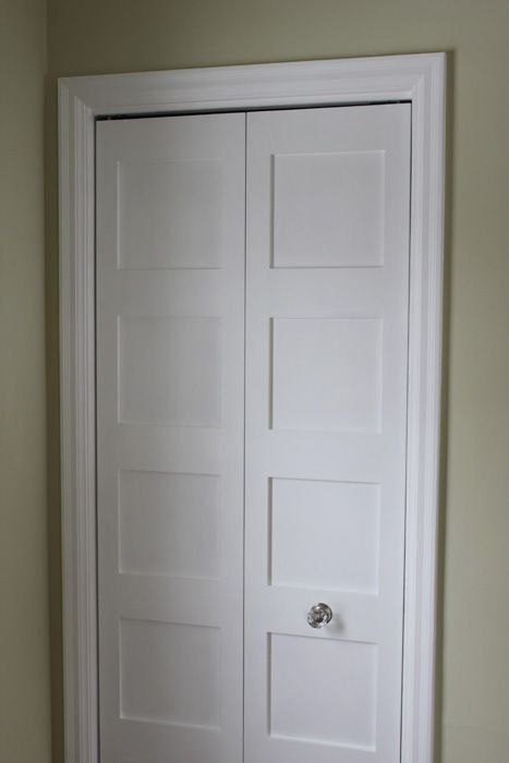 These 5 Panel Bifold Doors I Could Live With 1000 In 2020 Bifold Doors Laundry Room Closet Breakfast Room