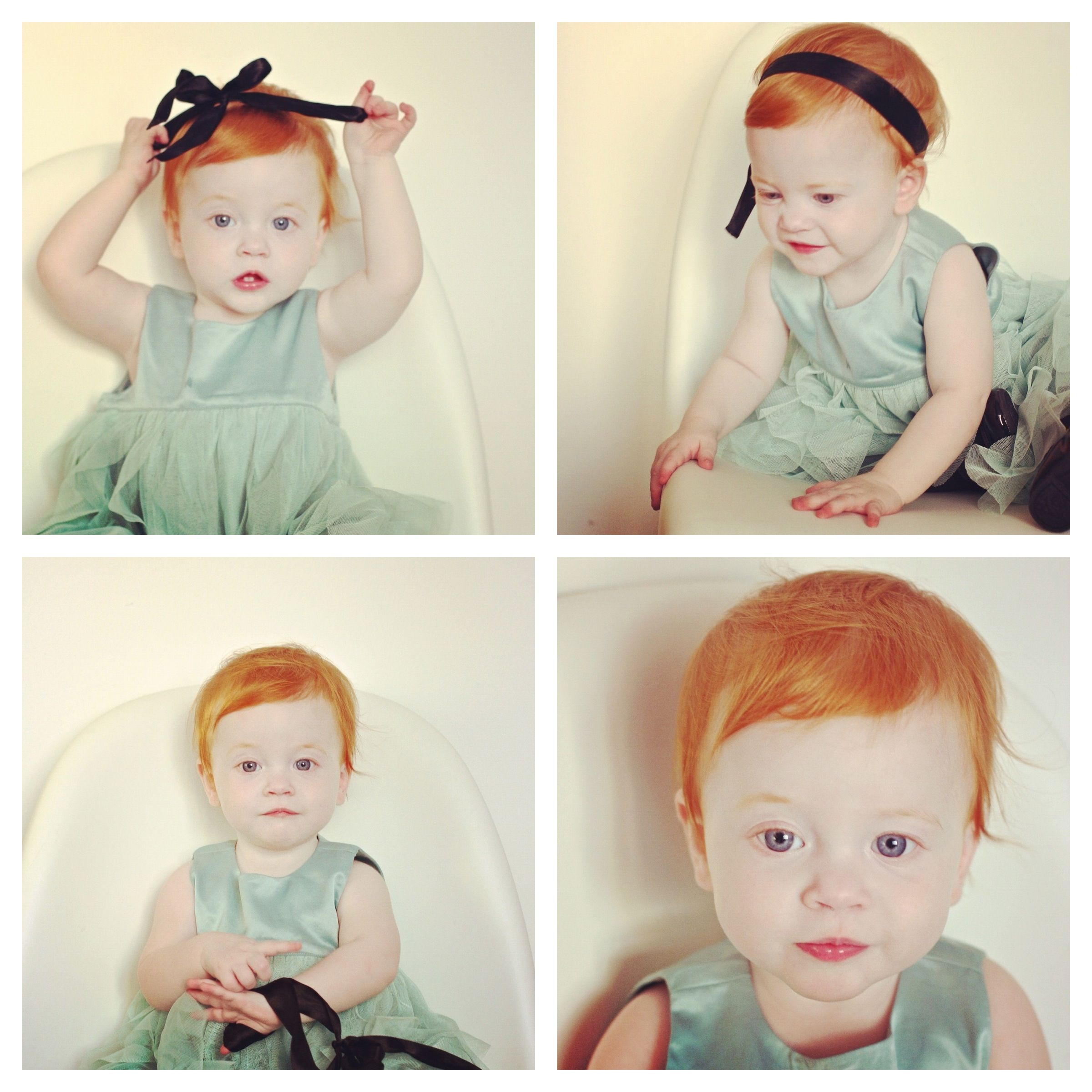 who doesn't love a little red head!