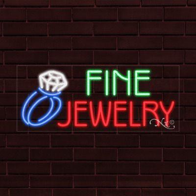 eBay Ad Link BRAND NEW FINE JEWELRY wLOGO 32x13X1 INCH LED FLEX INDOOR SIGN eBay Ad Link BRAND NEW FINE JEWELRY wLOGO 32x13X1 INCH LED FLEX INDOOR SIGN