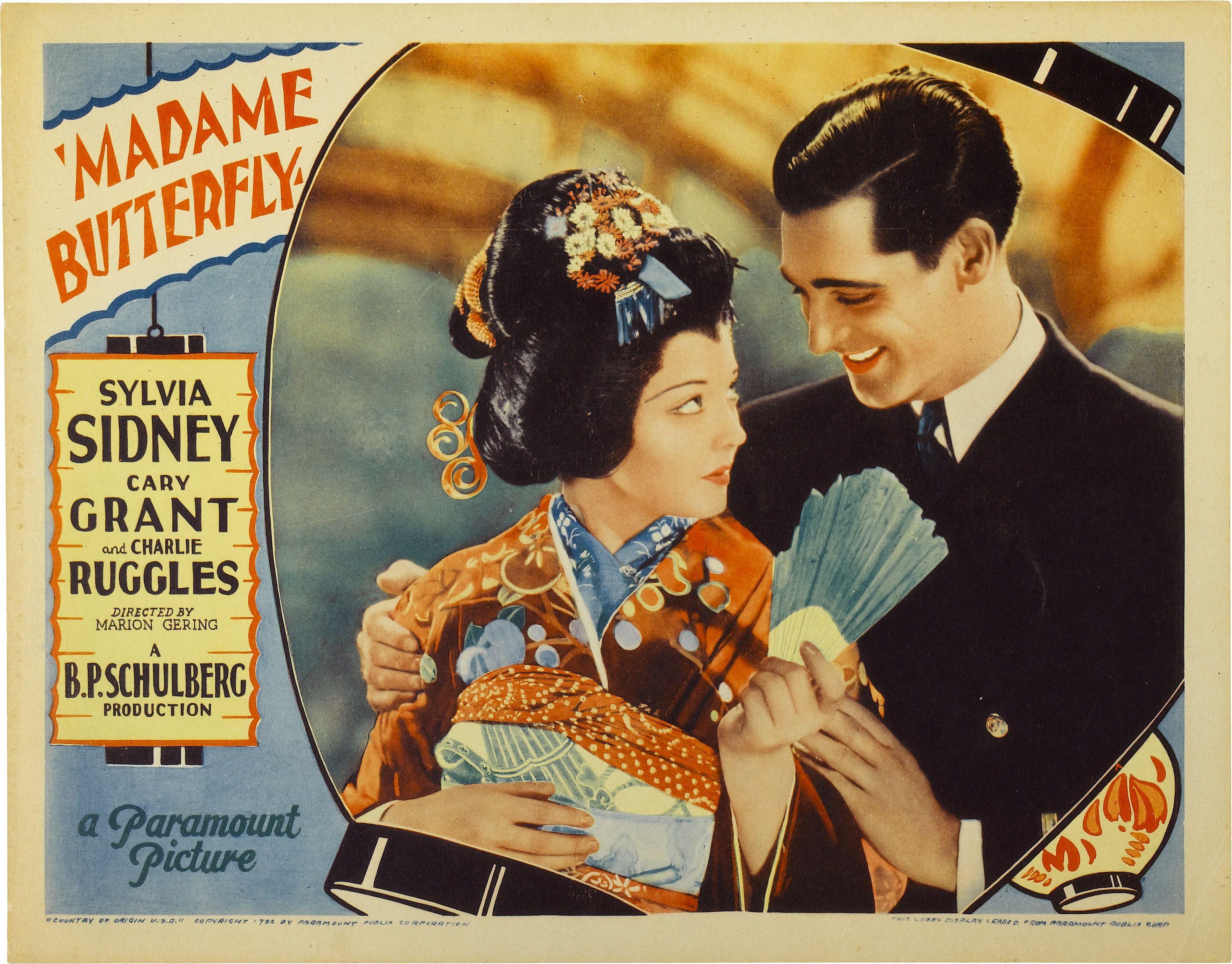 Madame Butterfly: Madame Butterfly (1915) And Madame Butterfly (1932)