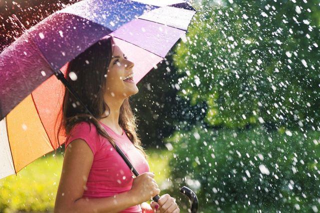 Mẹo chăm sóc da chống chọi những cơn mưa rào cho chị em