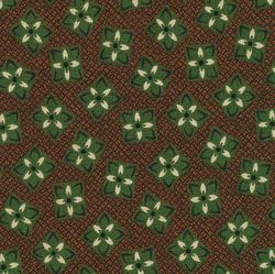 Old World Christmas Fabric by Thimbleberries