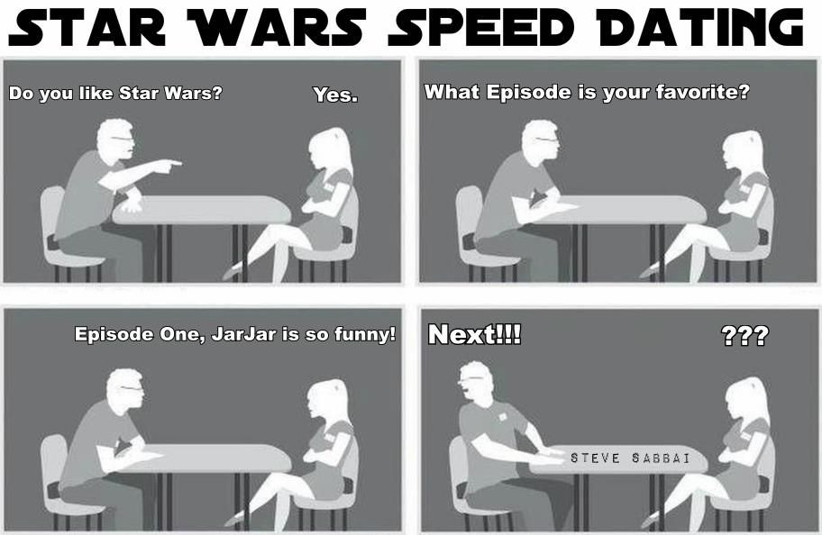 Star wars dating online dating is eroding humanity