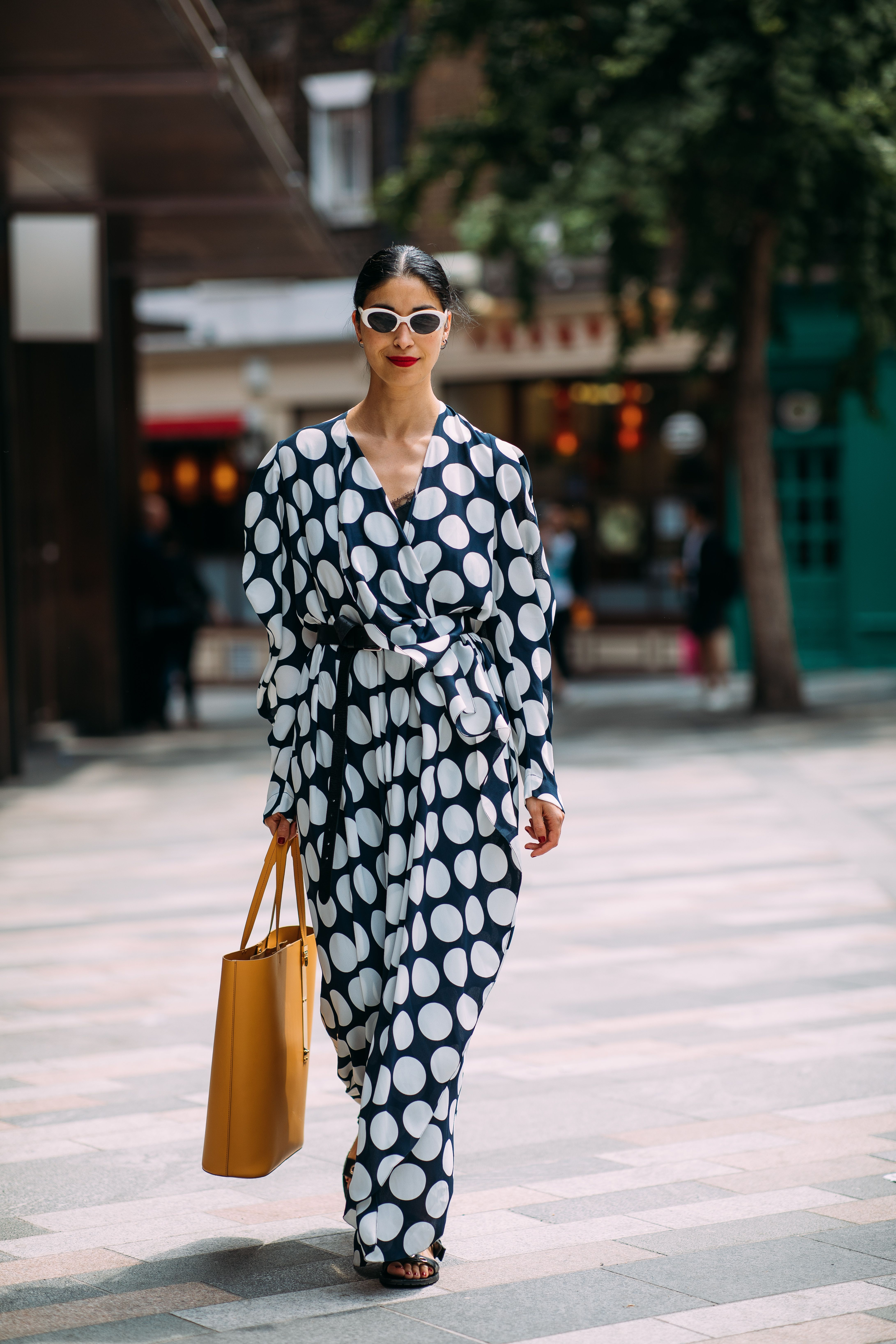 Street Style Highlights From SS 2019 LFW advise