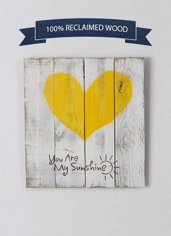 Lighten up your home with this super cute sign! This sign is made ...