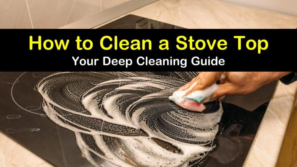 4 smart ways to clean a stove top cleaning stove top