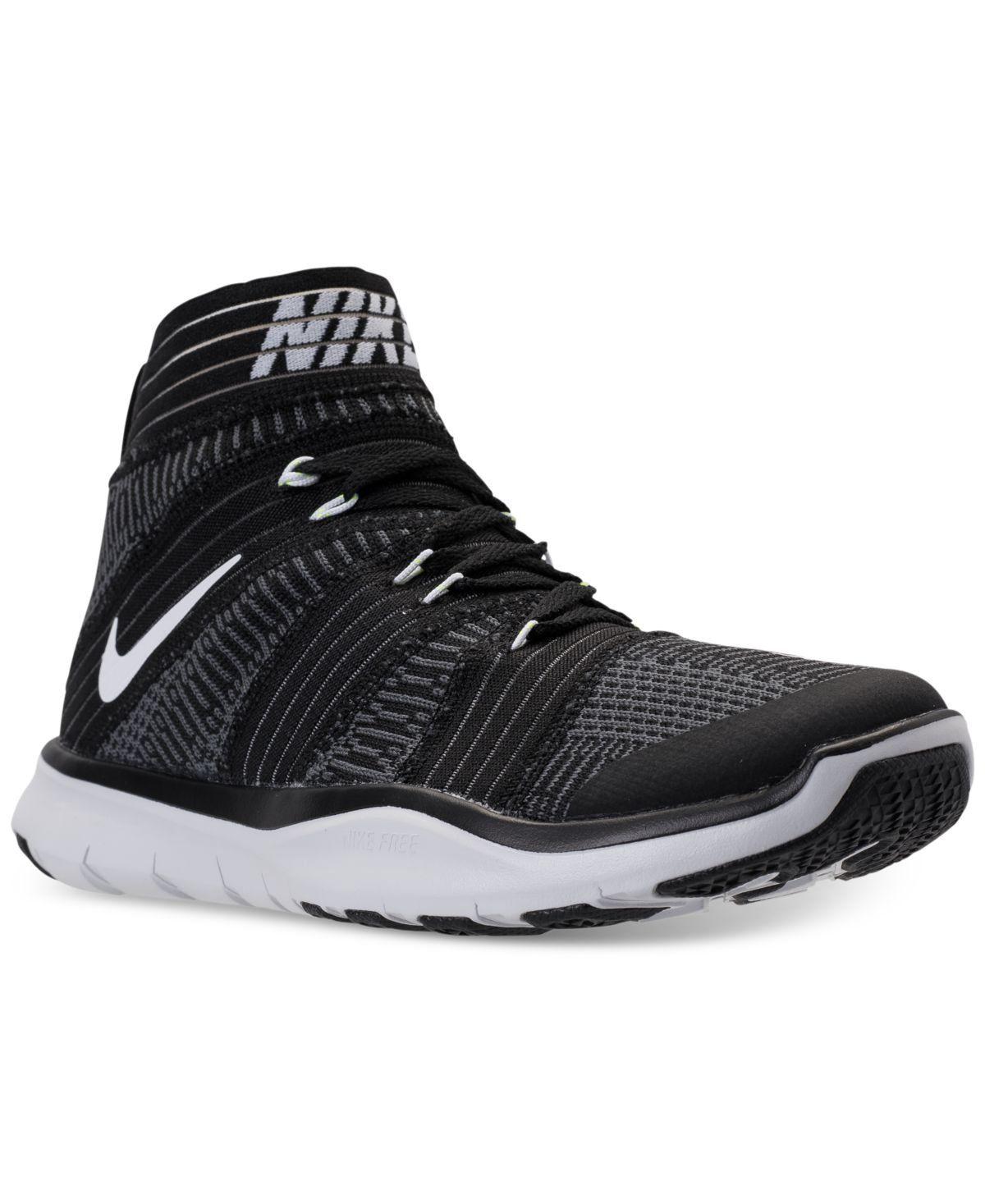 ed4a9d985b6 Nike Mens Free Train Virtue Training Shoes Black White Dark Grey 898052-001  Size 11