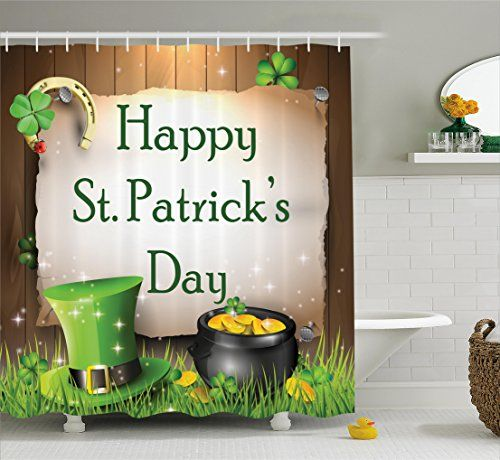 Happy St Patricks Day Gift Holiday for Celebration Party Decorations ...