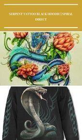 Sea snake tattoo. – Serpent tattoo, #sea #serpenttattoo #Serpent #Tattoo … Meeresschlange Tattoo. – Serpent tattoo, #sea