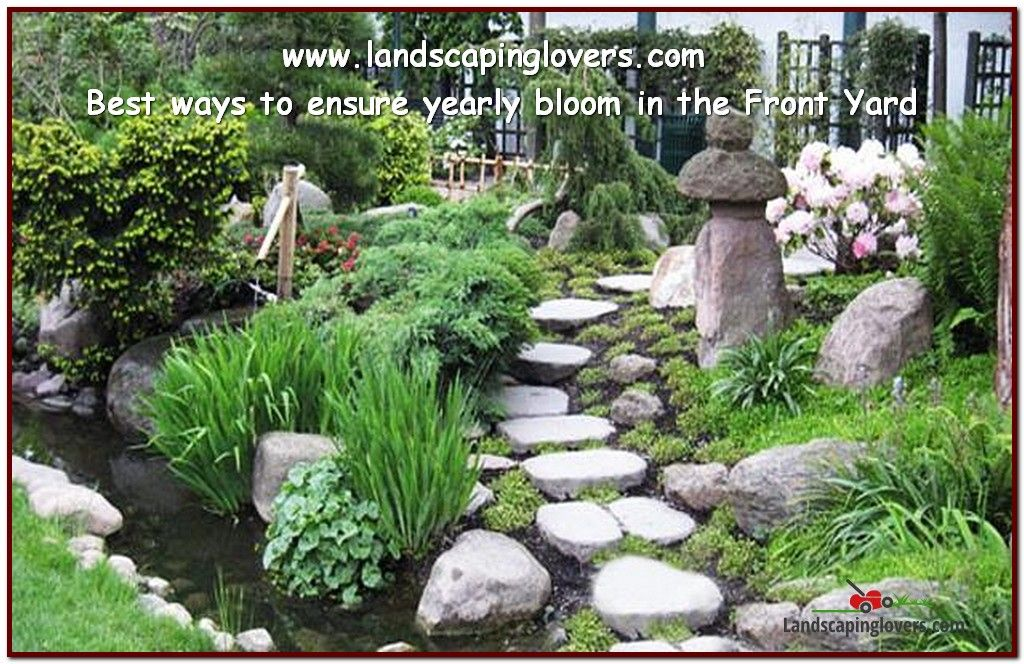 Simple Way To Make The Most Of Your Landscape Small Garden