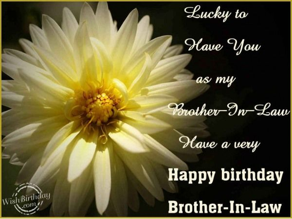 Birthday Cards Brother In Law ~ Birthday wishes for brother in law birthday images pictures fb