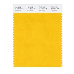 brighter slightly orangey yellow pantone gold fusion 200c to ral color of the year 2019 clothing