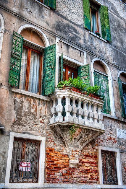 "justatouch: "" flickr.com Venice, Italy """