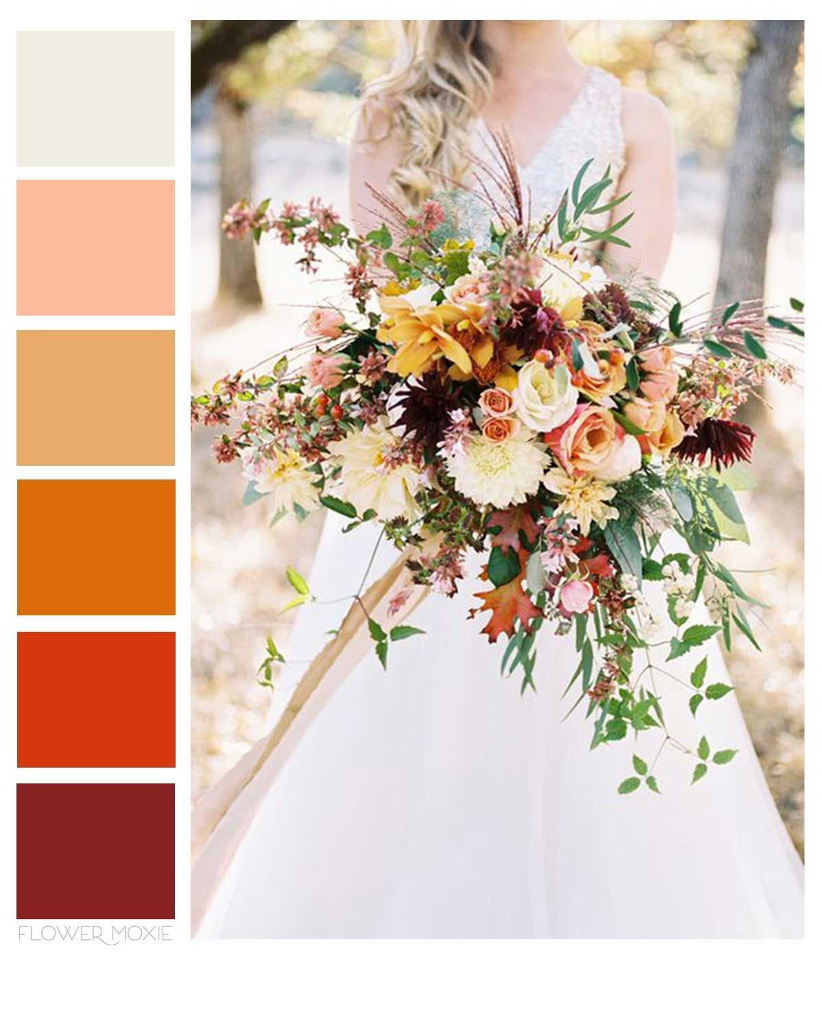 MoodboardInspired DIY Floral Packages for Weddings
