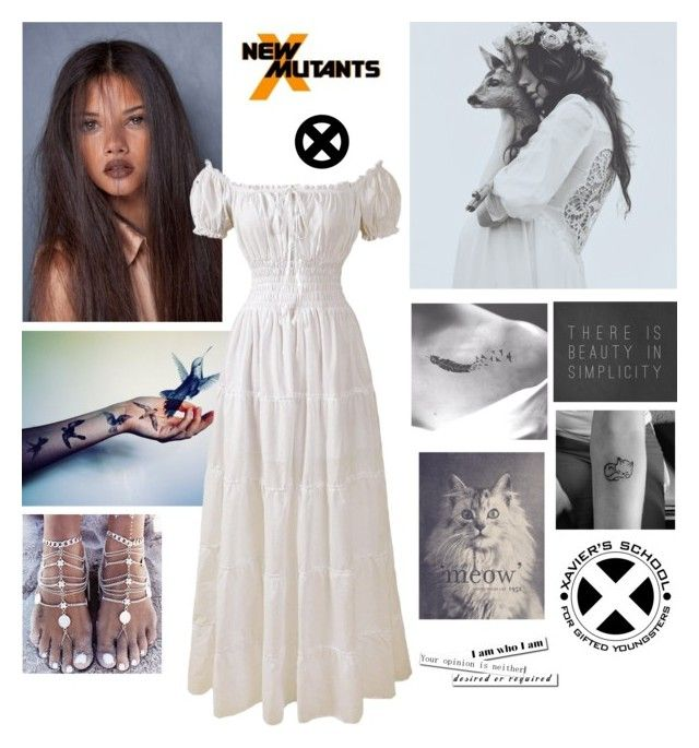 """""""New X-Men Lily: Xavier's (SEE DESCRIPTION)"""" by americanreject ❤ liked on Polyvore"""