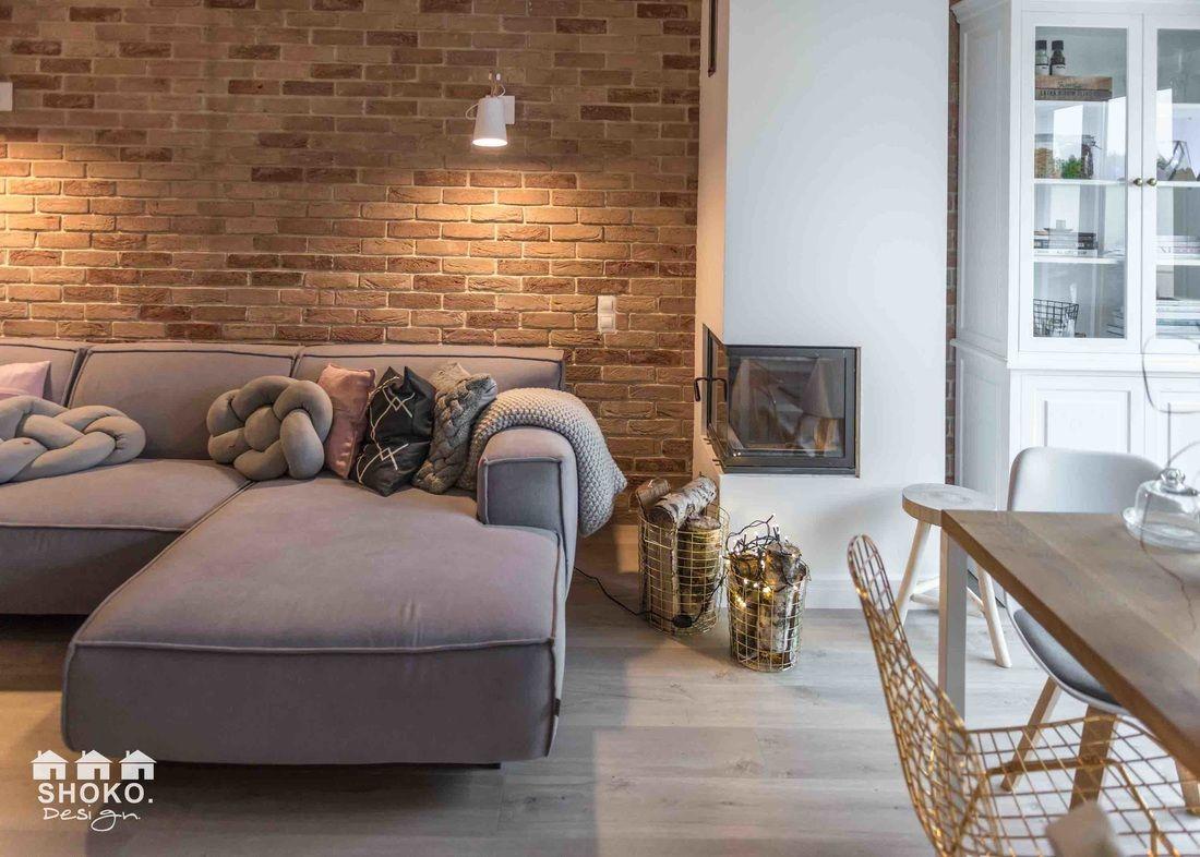 Un verdadero hogar decorado por una blogger polaca  Déco salon