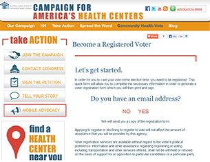 Become A Registered Voter Or Update Your Voter Registration If You