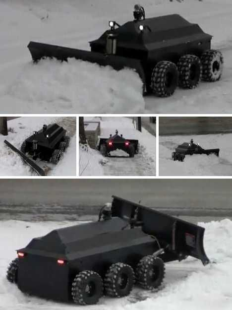 RoboPlow RoboPlow in 2020 Drohnen, Fahrzeuge, Roboter