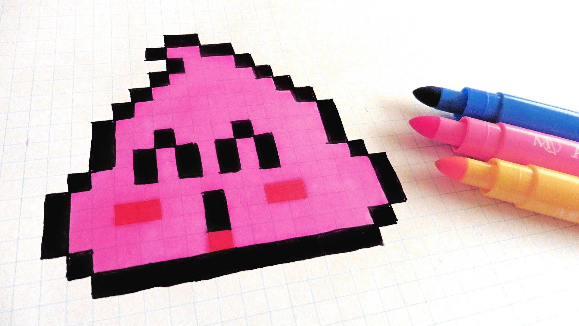 Pixel Art De Caca