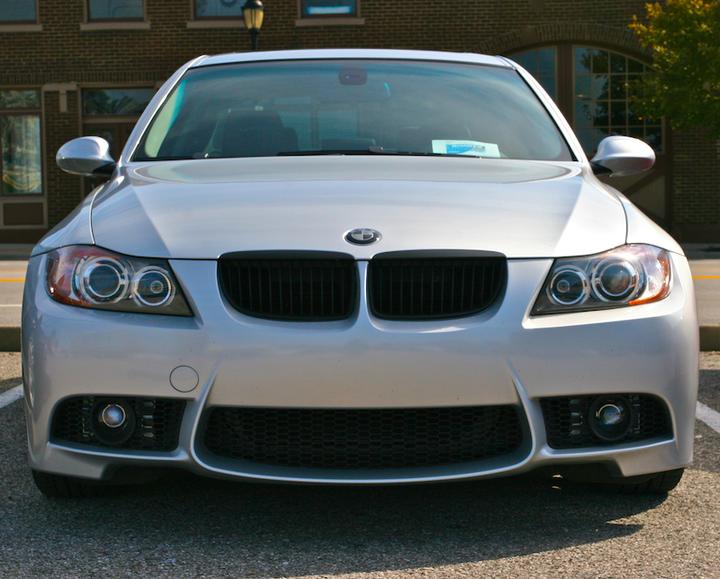BMW E90 M3 STYLE FRONT BUMPER