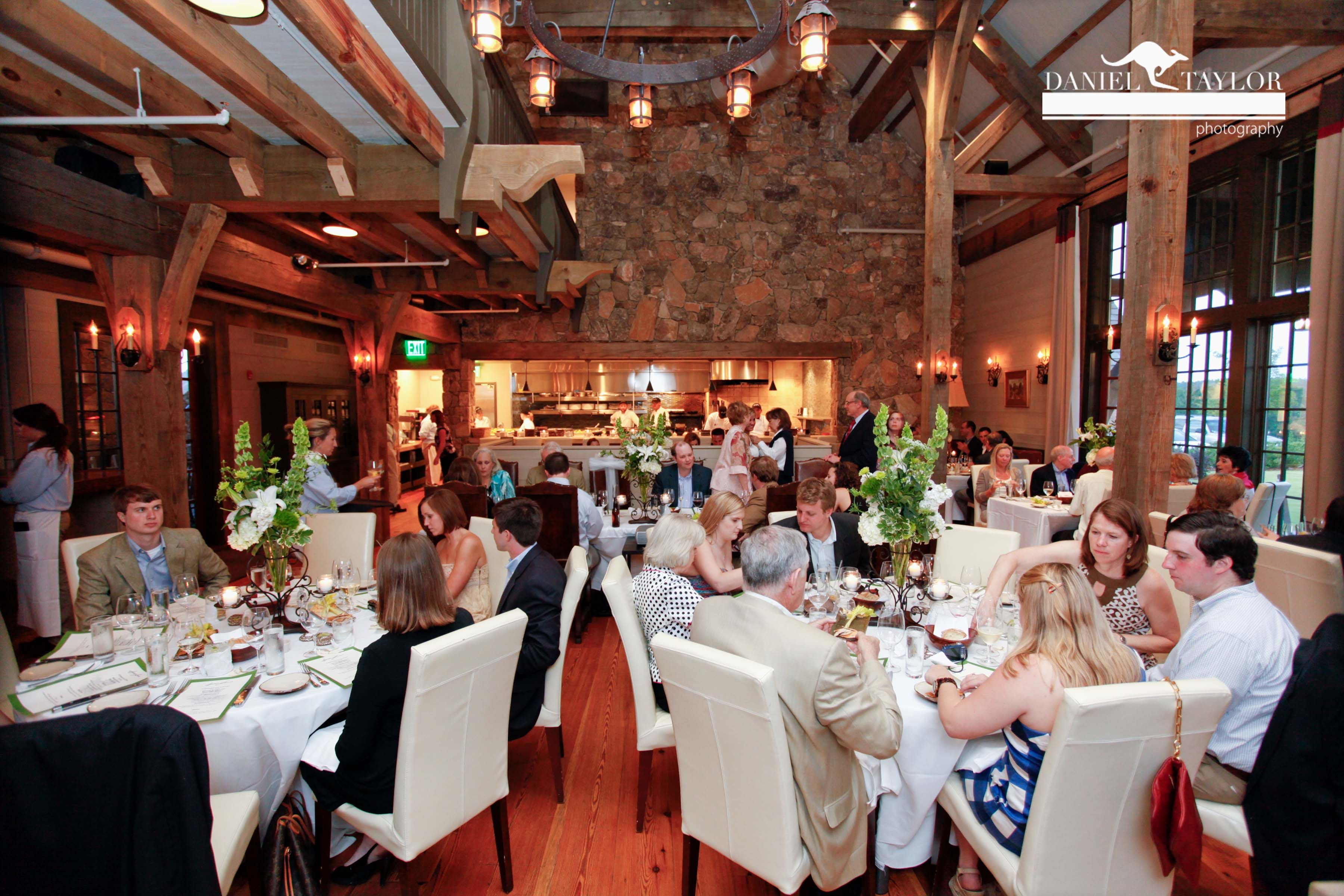 The Spring House Is Perfect For Wedding Rehearsal Dinners Or Engagement Parties