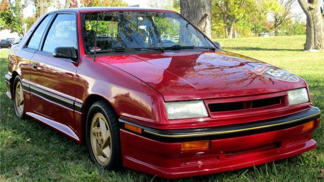 15 Of The Greatest Turbocharged American Cars Ever American Turbo