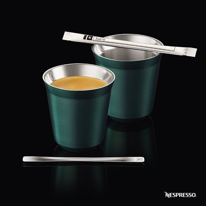 #Capriccio | A journey to South America amplified by rich aromas and a touch of Robusta. #Nespresso #Coffee #NespressoMoment #Espresso #NespressoLife