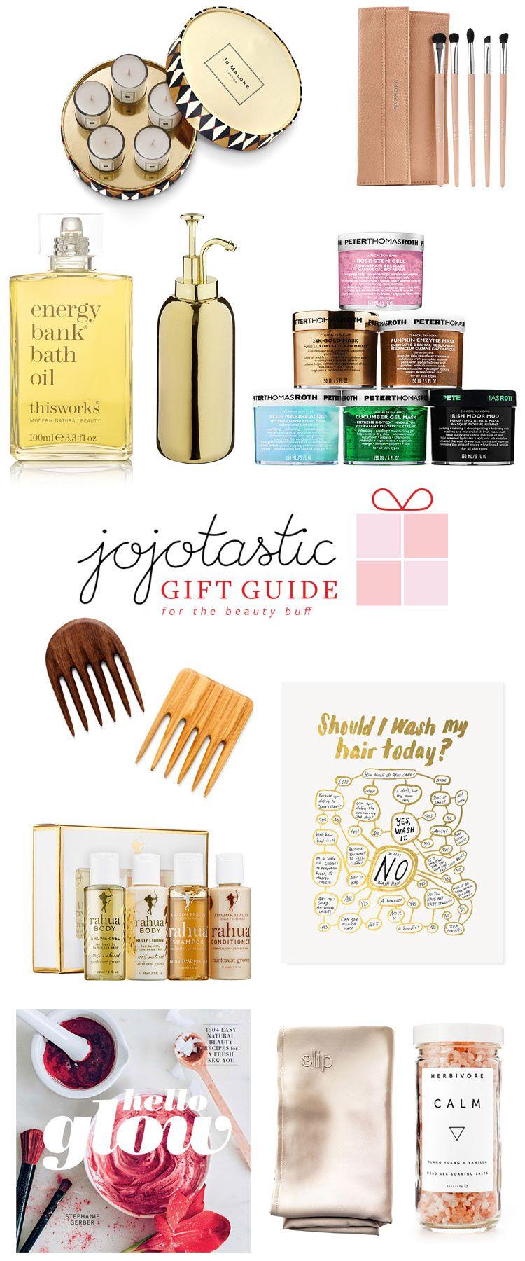2019 year look- Guide gift beauty buff