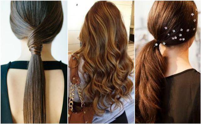 ładne Fryzury Dla Długich Włosów Trendy 2019 Włosy