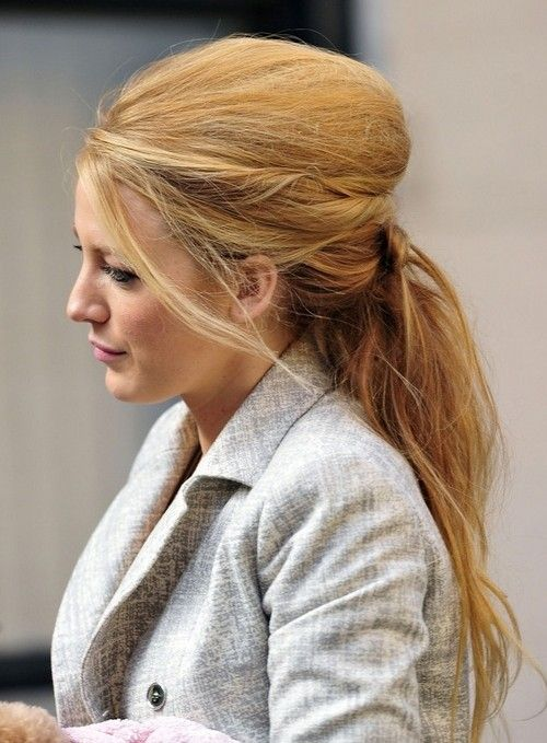Blake Lively's Best Hairstyles