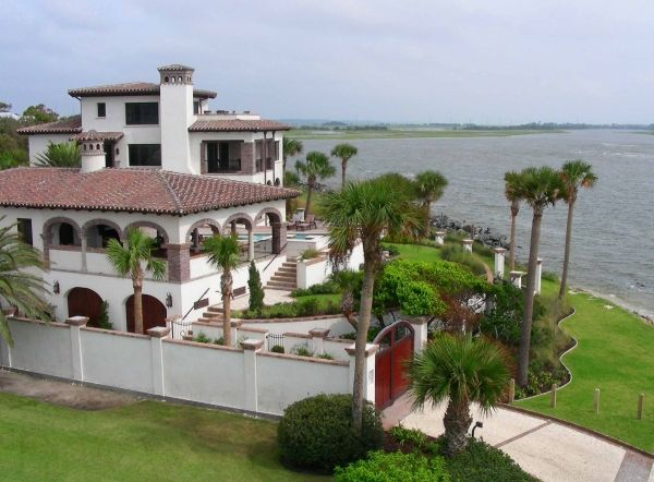 Villa De Suenos Weddings And Special Events Find This Pin More On St Simons Island
