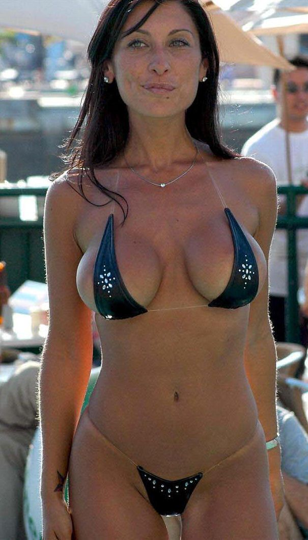 swimwear contest Sexy
