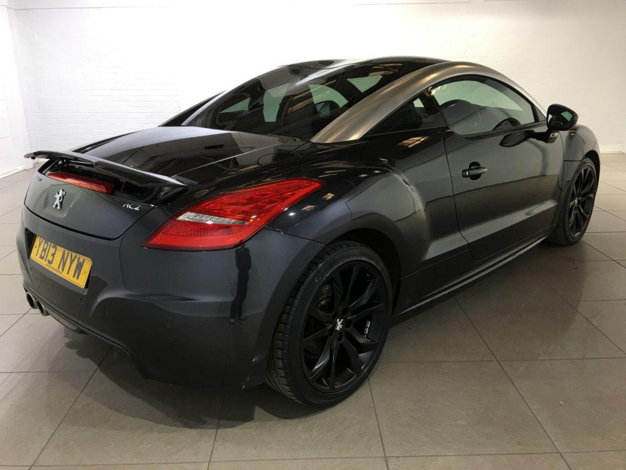 2013 Peugeot Rcz Thp GT £9,490, 2020