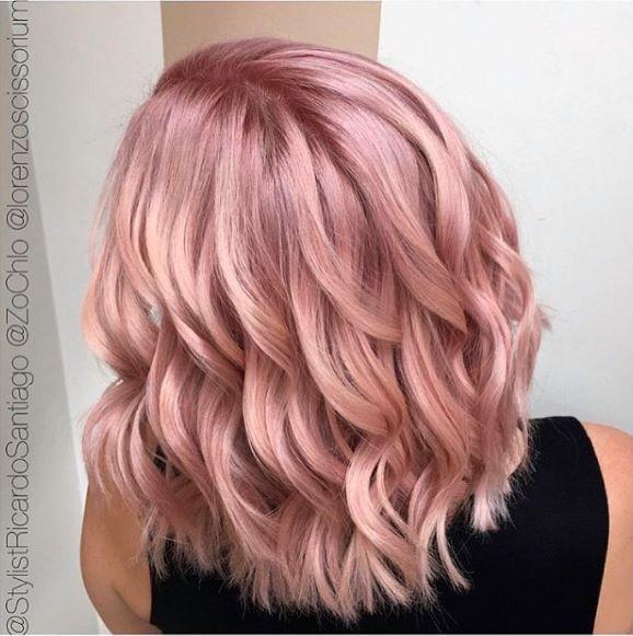 The Prettiest Pastel Hair Colors On Pinterest Colorful Hair - Hair colour pinterest