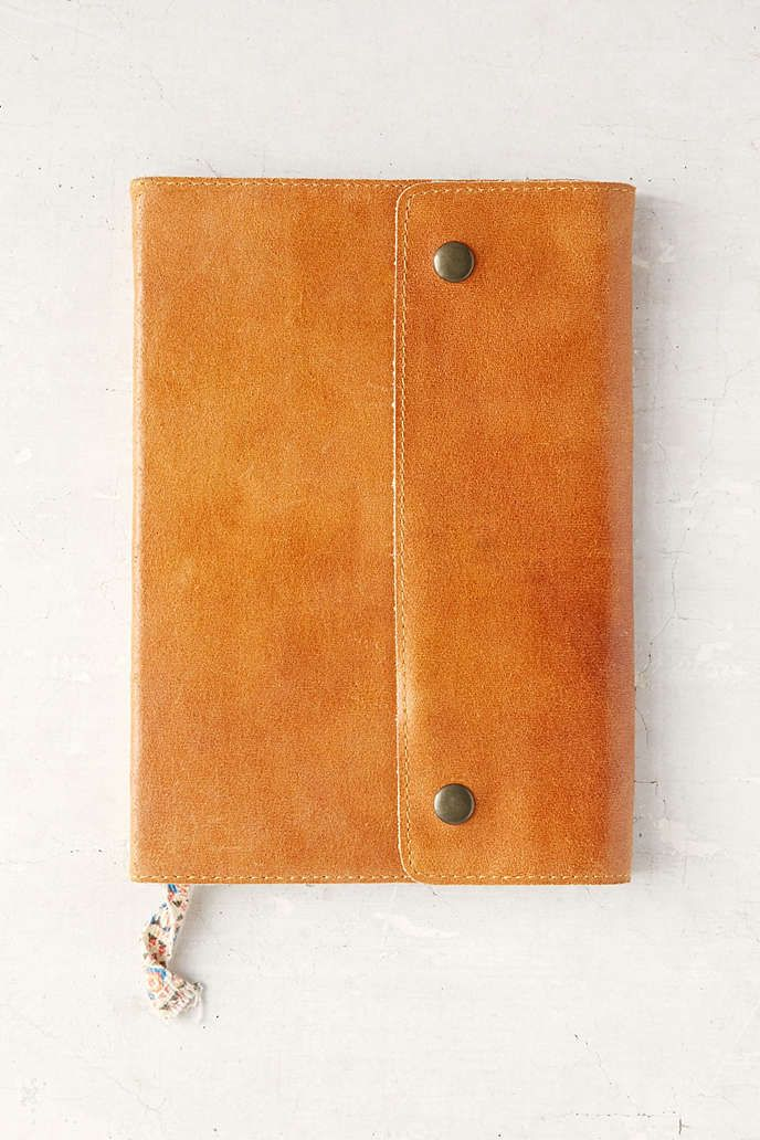 Oh Snap Leather Journal Urban Outers