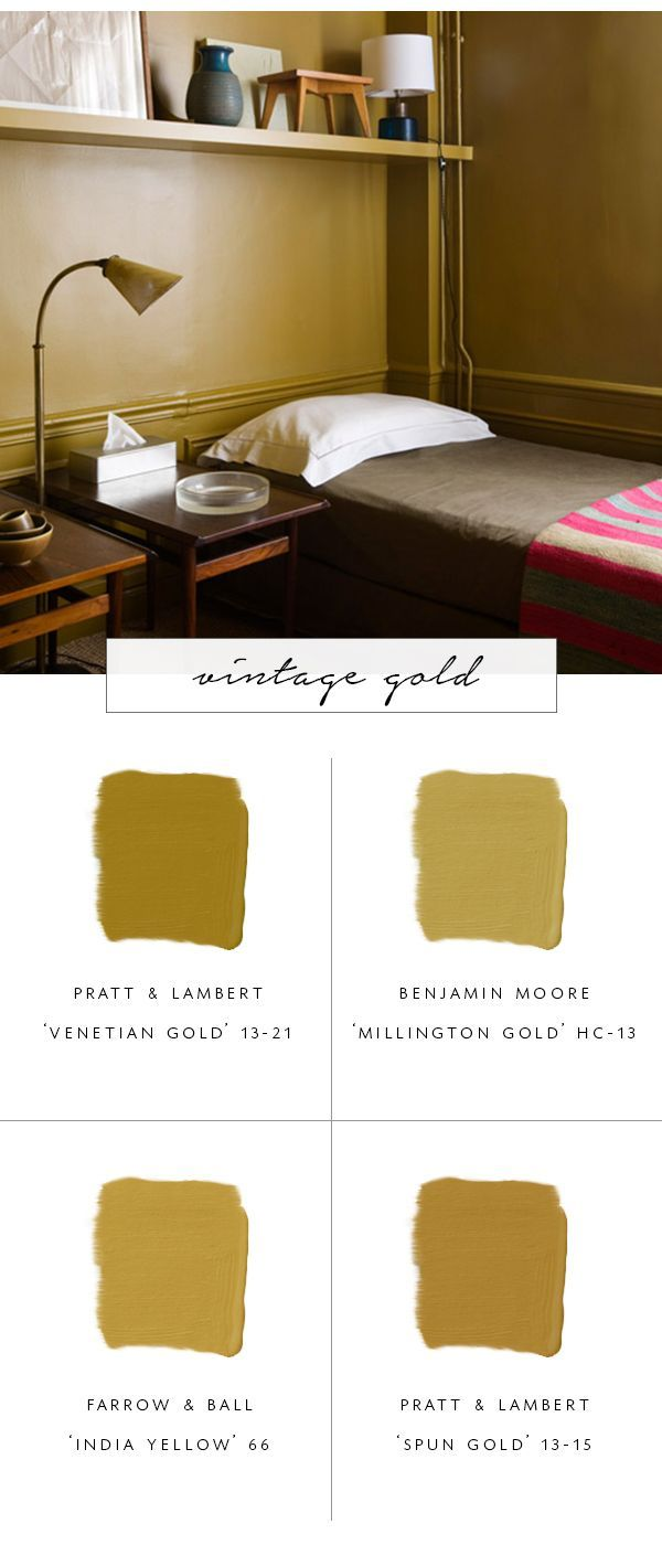 Our Favorite Paint Color Trends for Fall 2017