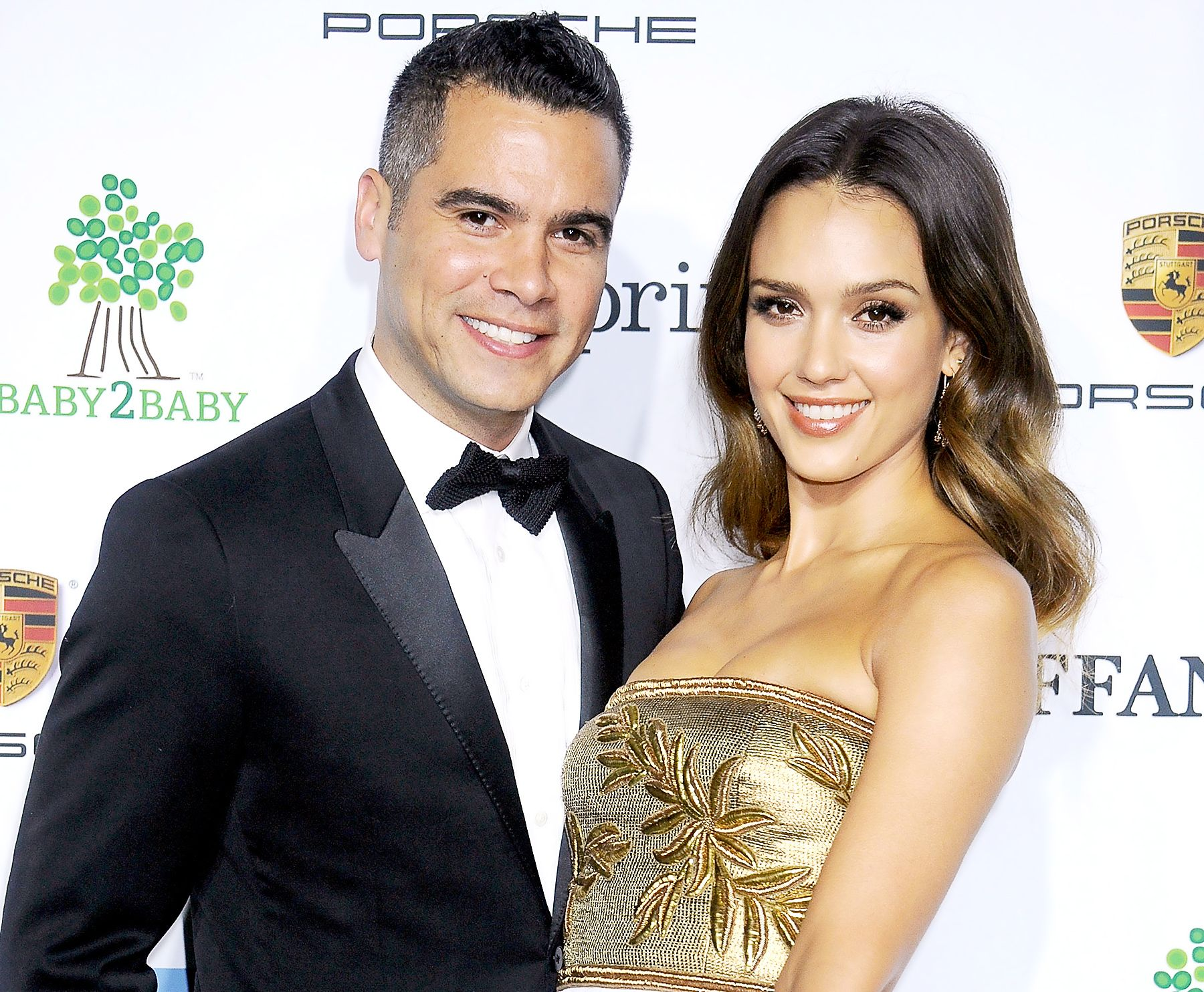 "Cash Warren ""Couldn't Be More Proud"" Of Jessica Alba's ..."