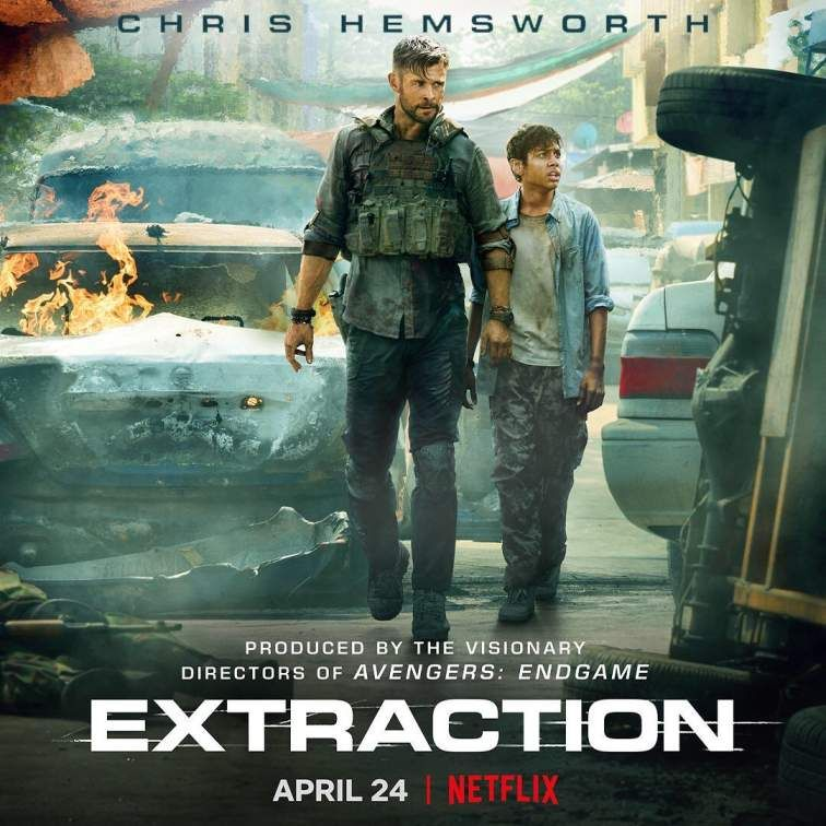 Pin On Extraction 2020 Netflix Movie Watch Online Free