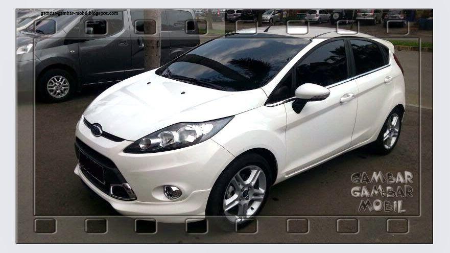 Gambar Mobil Ford Fiesta Dengan Gambar Mobil Ford Gambar
