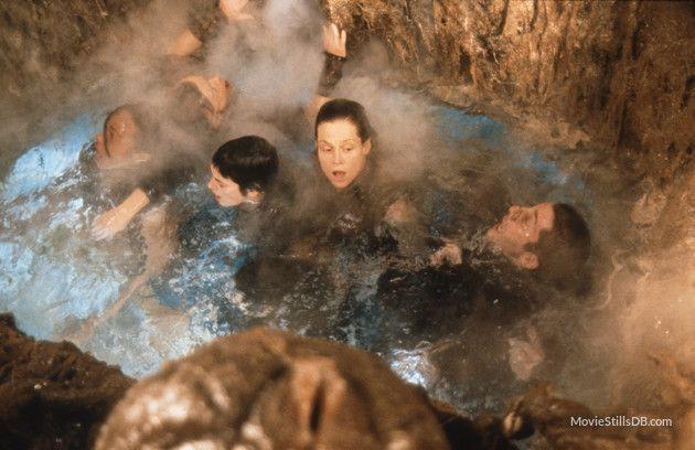 Alien: Resurrection publicity still of Sigourney Weaver, Winona Ryder & Leland Orser