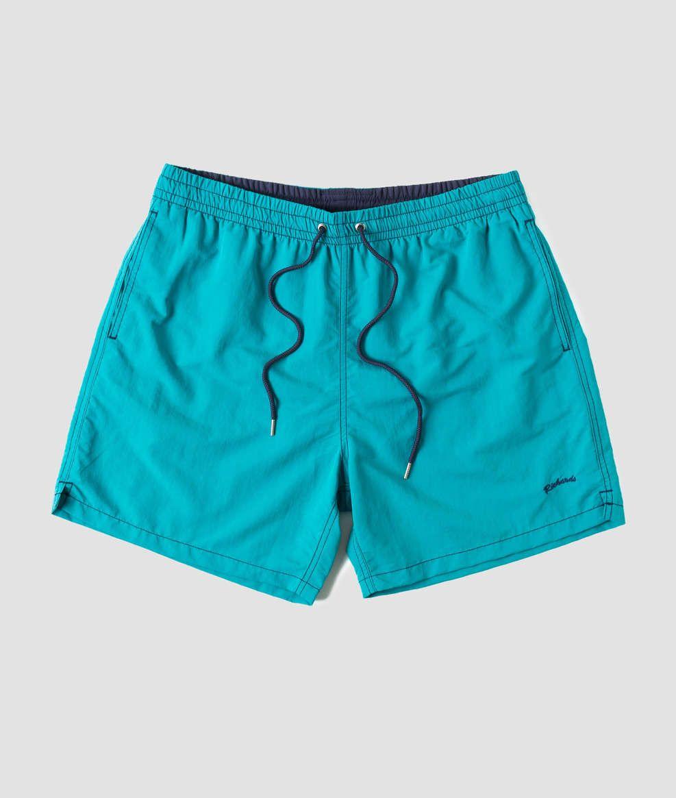 Richards - SHORT PRAIA LISO - Masculino   Balneário Calção De Banho  Masculino d30a35c97330d