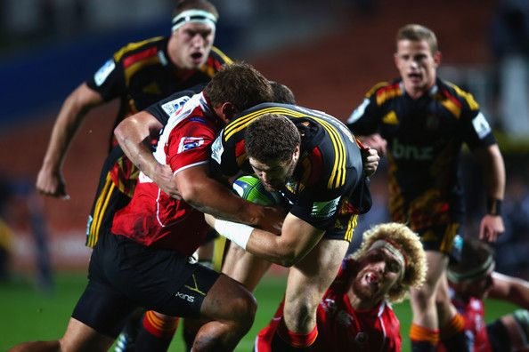 Jamie Mackintosh Photos Photos Super Rugby Rd 12 Chiefs V Lions Super Rugby Rugby Lions