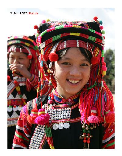 Hà Nhì woman #VietnamLovers http://www.vietnamtourism.com/e_pages/country/overview.asp?uid=1837